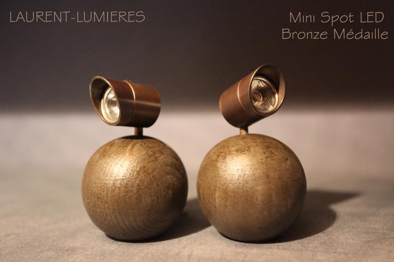 Mini spots LED 1