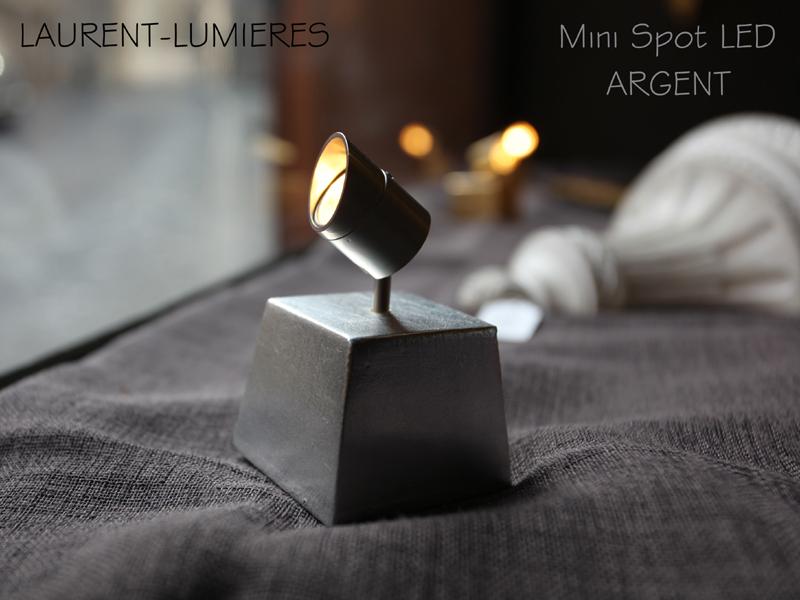 Mini spots LED