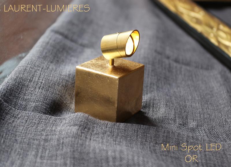 Mini spots LED 2